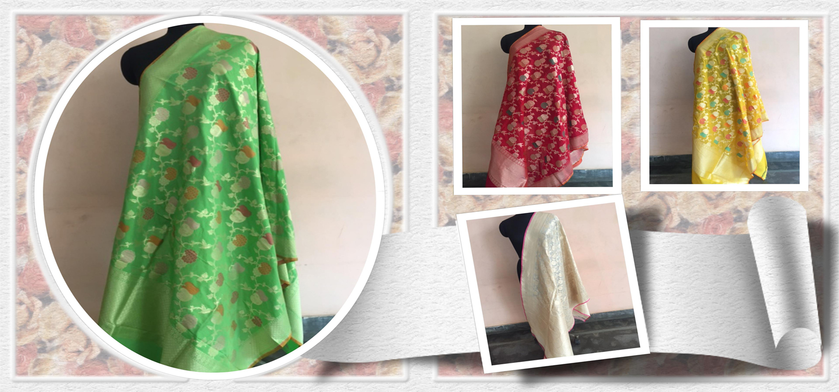 About Silkways Dupatta Collections