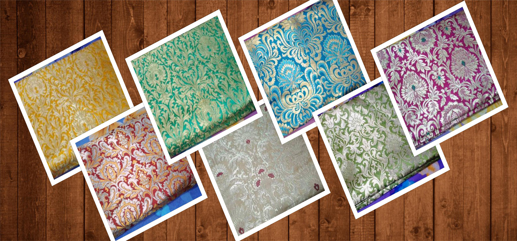 About Silkways Fabric Collections